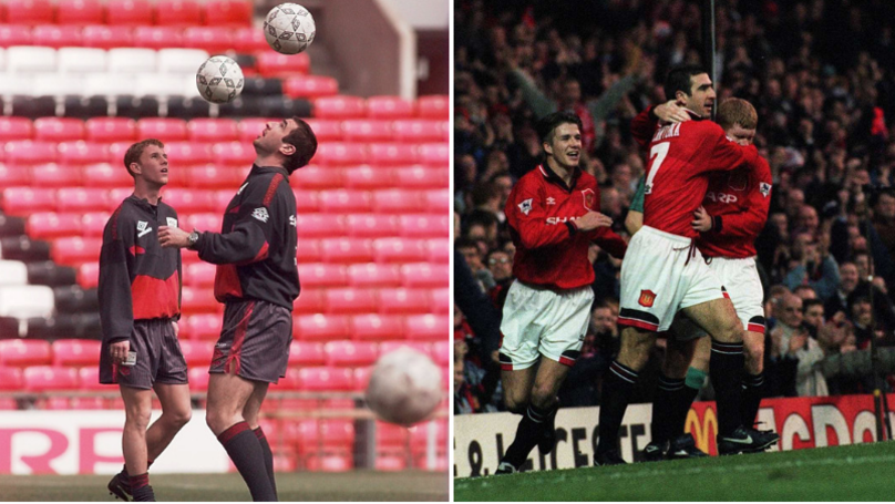 What Eric Cantona Did For A Young Paul Scholes And Nicky Butt Was Class