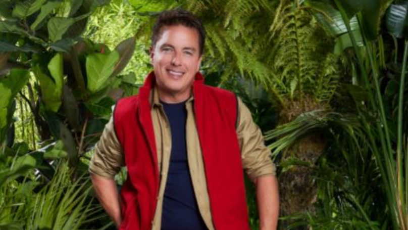 ​John Barrowman Shaved His 'Man Bits' Before Going Into I'm A Celebrity Jungle