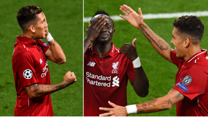 Sadio Mane Reveals Brilliant Text Message He Sent To Roberto Firmino