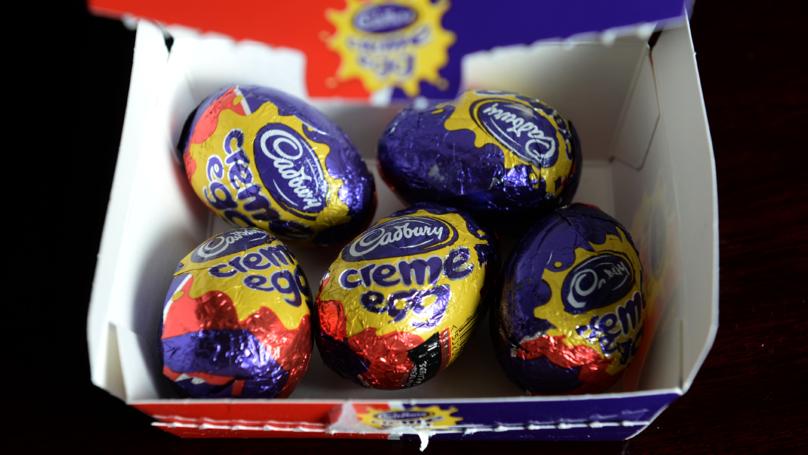 Cadbury Reveals Location Of One Of Its Elusive White Creme Eggs