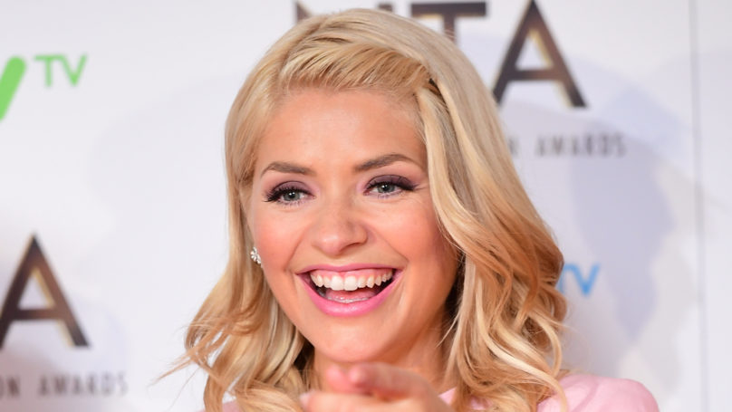 Keith Lemon Pays Cheeky Tribute To Holly Willoughby After She Vows To 'Cover Up'