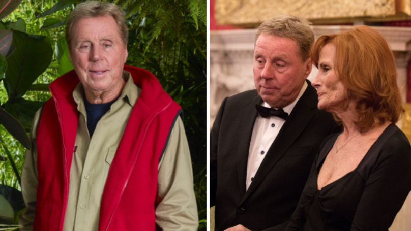The Internet Is Obsessed With Harry Redknapp And His Wife Sandra
