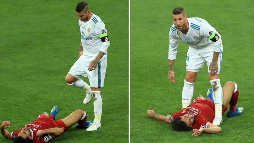 Sergio Ramos Thinks Mohamed Salah Could Have Played On In The Champions League Final