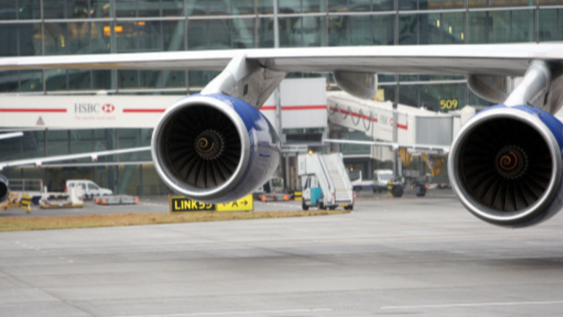 ​Two People Detained For Throwing Coins Into Plane Engine 'For Luck'