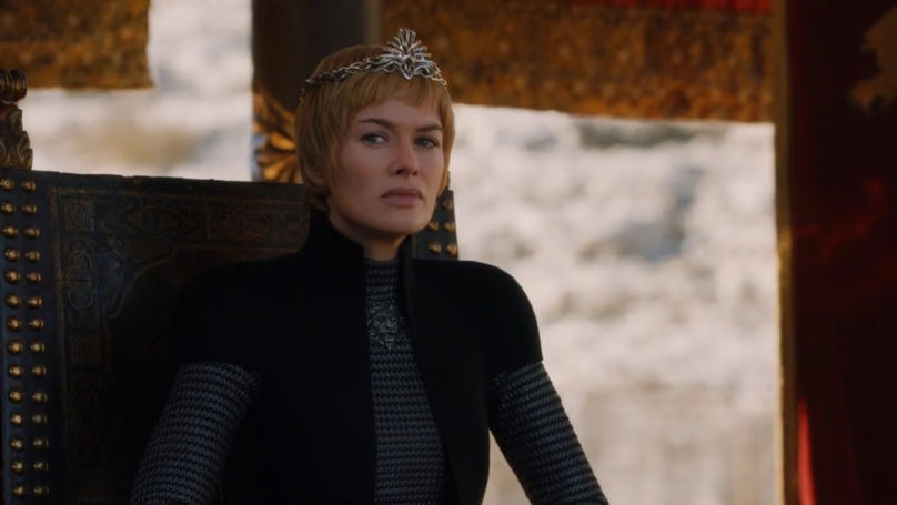 'Game Of Thrones' Costume Designer Reveals Hidden Message In Cersei's Dress