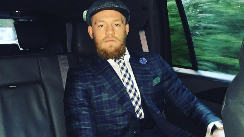 Conor McGregor Spends Tens Of Thousands Of Pounds On Suits Every Tour