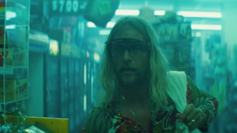 Matthew McConaughey Plays Stoner Who Hangs With Snoop Dogg In Hilarious 'The Beach Bum' Trailer