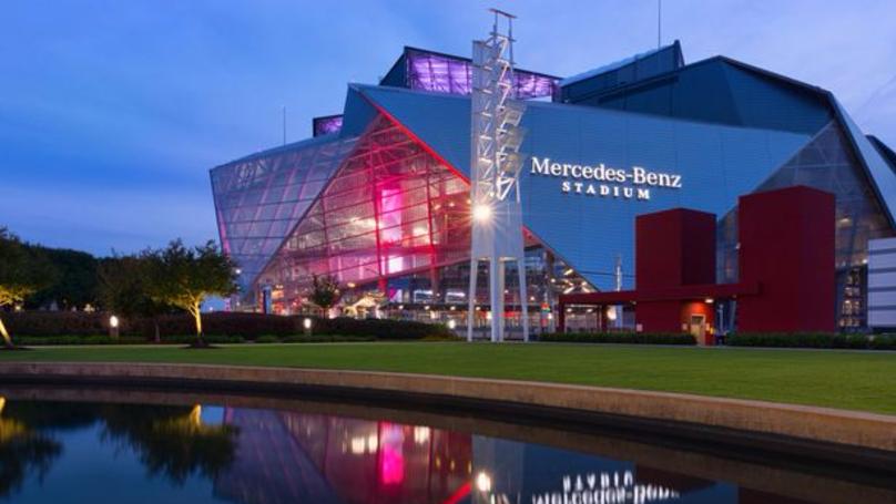 Take A Look Inside The Brand New £1.38 Billion Stadium Of Atlanta United