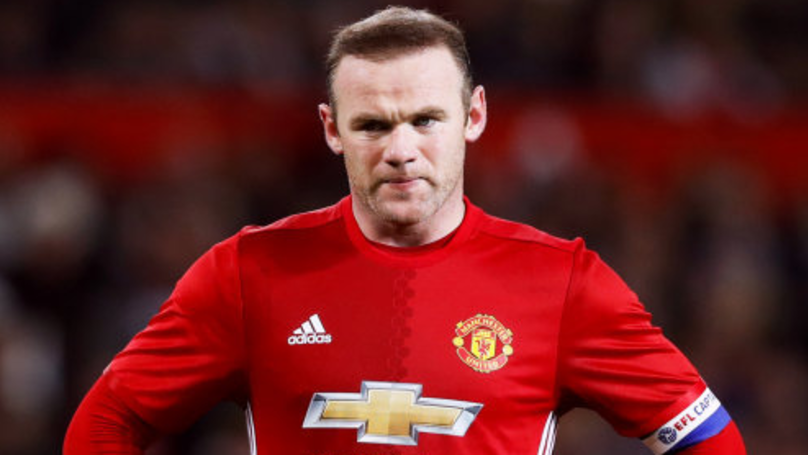 Wayne Rooney's Son Wears The Shirt Of Another Premier League Player At Home | SPORTbible