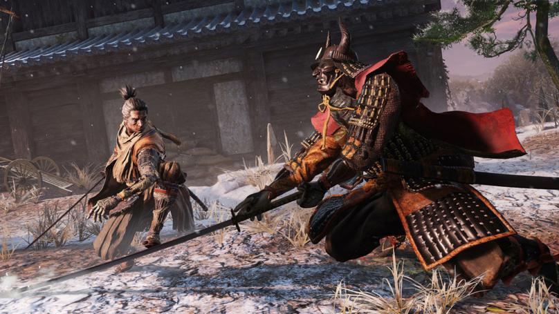 'Bloodborne' Combat Modded Into 'Sekiro: Shadows Die Twice'