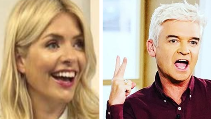 Holly Willoughby Divides Fans With Her Bold Outfit Choice On This Morning