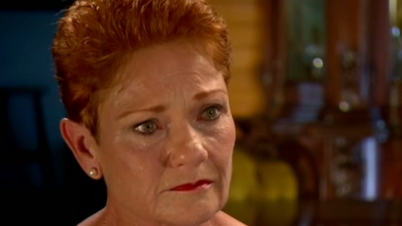 Pauline Hanson Scores Hilarious Own Goal As She Describes Fraser Anning As A Racist