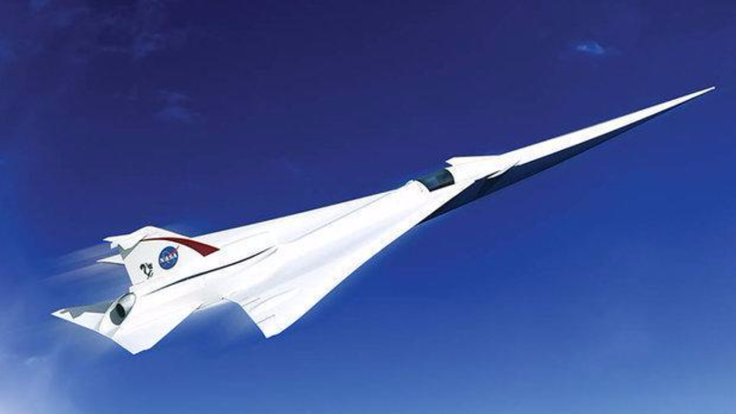 NASA Is Developing A Supersonic Jet Being Compared To Concorde