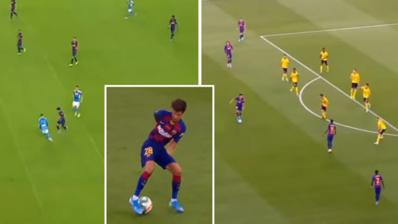 Riqui Puig's Pre-Season Highlights Show Barcelona Wonderkid Is The Real Deal