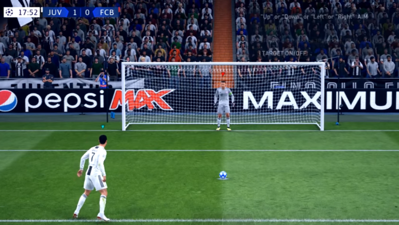 From FIFA 94 To FIFA 19: Penalty Kicks Through The Years