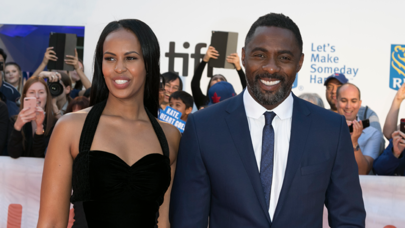 Idris Elba Proposes To Girlfriend At Screening Of His New Film