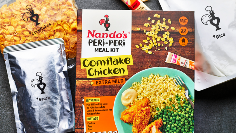 Nando's Launches Meal Kits So You Can Make Your Own Peri-Peri At Home