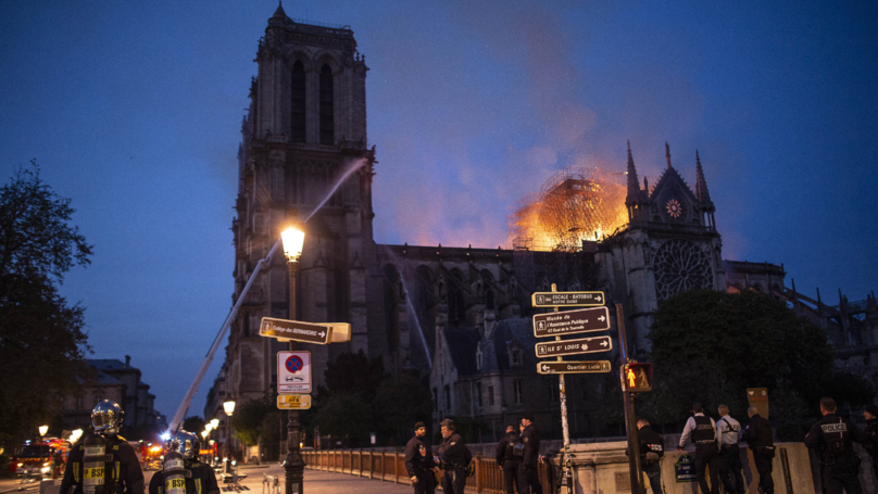Pictures Reveal The Devastating Extent Of The Damage Inside Notre Dame Cathedral