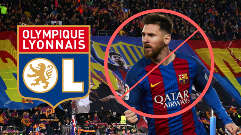 Lyon Boss Reveals His 'Anti-Messi Plan' For Champions League Match With Barcelona