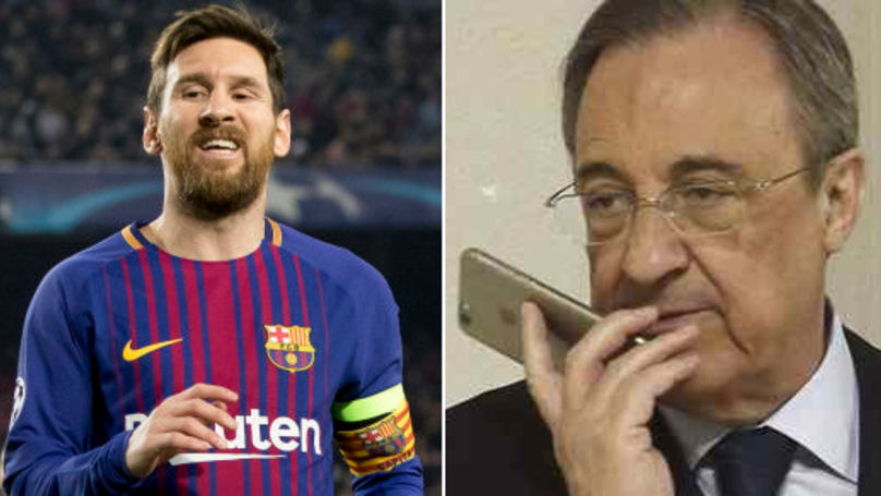 Real Madrid Planned Private Jet Meeting To Discuss Incredible Lionel Messi Transfer In 2013