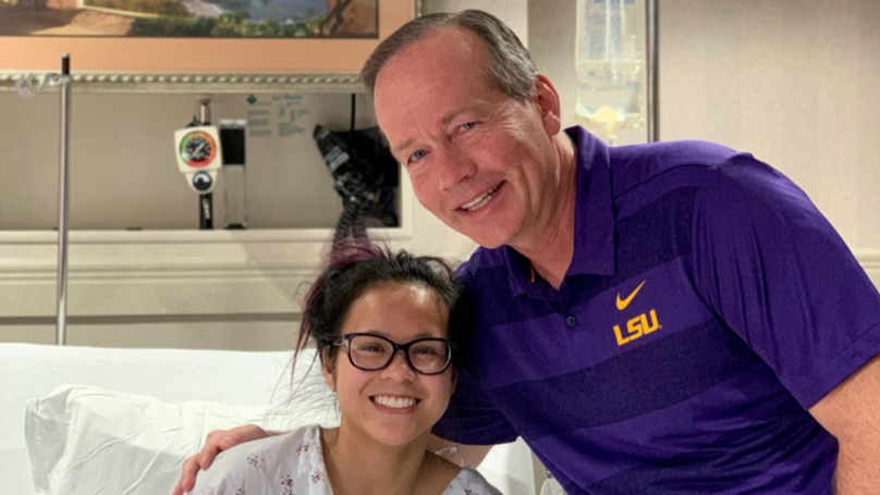 Gymnast Undergoes Surgery On Both Legs After Horror Accident