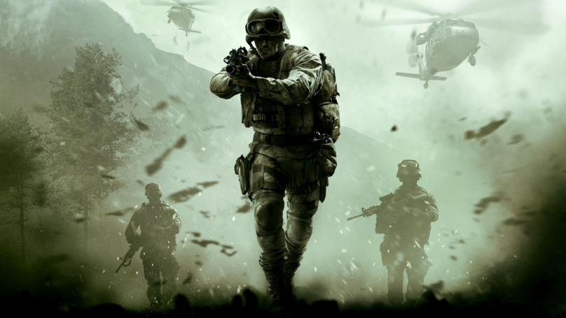 The Next Call Of Duty WILL Have A Campaign Mode