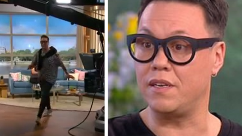 Gok Wan Storms Out Of This Morning Studio, Leaving Viewers Stunned