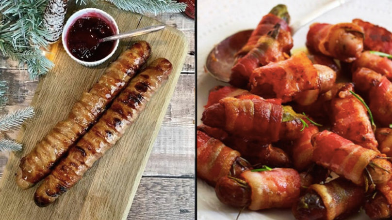 M&S Launches Foot Long Pigs In Blankets Just In Time For Christmas