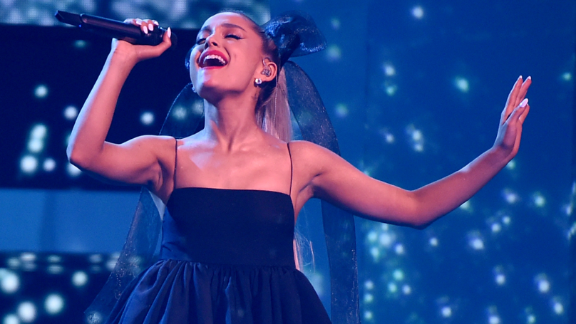Ariana Grande Fans Think They Have Found A Secret Album