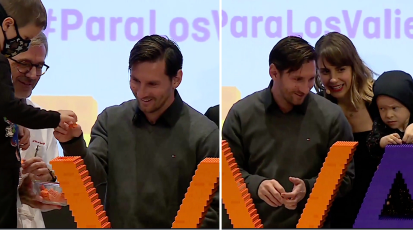 The Leo Messi Foundation Makes Final Donation To Complete Funding For Pediatric Cancer Center