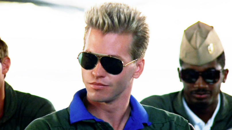 Val Kilmer's Iceman Is Returning For The 'Top Gun' Sequel