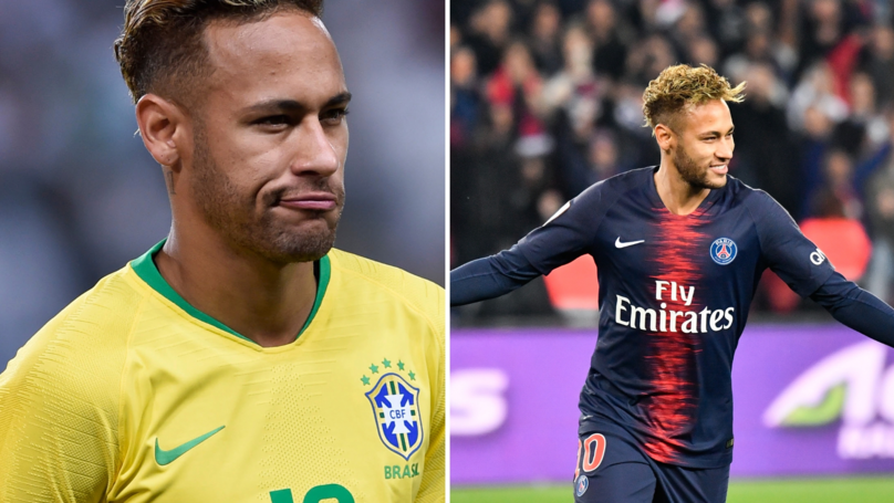 Neymar Reaches An Agreement With PSG President To Leave The Club
