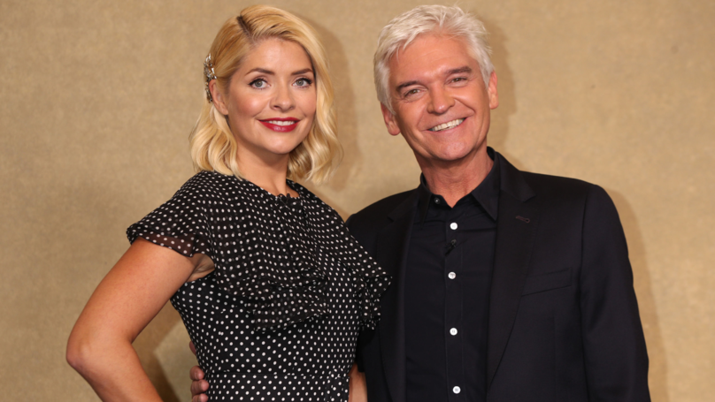 Holly Willoughby Reveals She Almost Wasn't A Presenter On This Morning