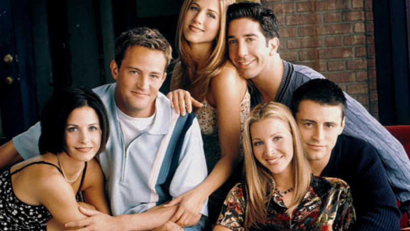 Friends Officially Turns 24 Years Old Today