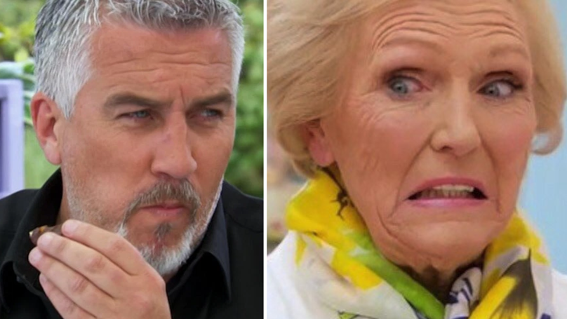 Great British Bake Off Judges 'Paid Thousands' To Appear In Charity Special