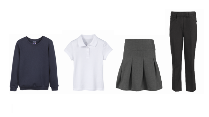Lidl Is Selling An Entire School Uniform For Just £4.50