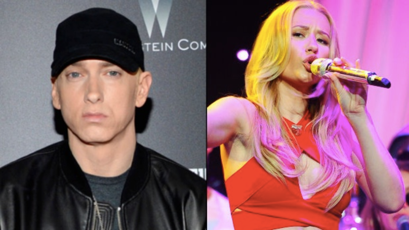 Iggy Azalea Slams Eminem's Diss Track And Gets Ripped To Shreds