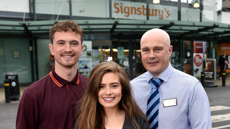 Sainsbury's Unveils 'Signsbury's' - The UK's First Sign Language Store
