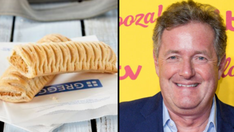 Piers Morgan Claims To Be A 'Vegan Victim' In Twitter Post
