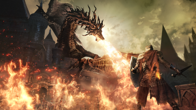 'Dark Souls' Studio FromSoftware Is Interested In Making A Battle Royale Game
