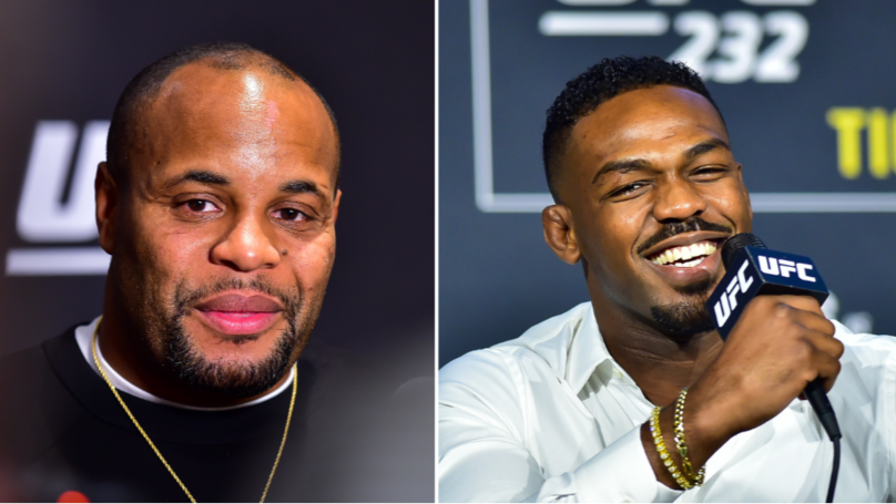 "Daniel Cormier Responds After Jon Jones ""Guarantees"" There Will Be No Third UFC Fight"