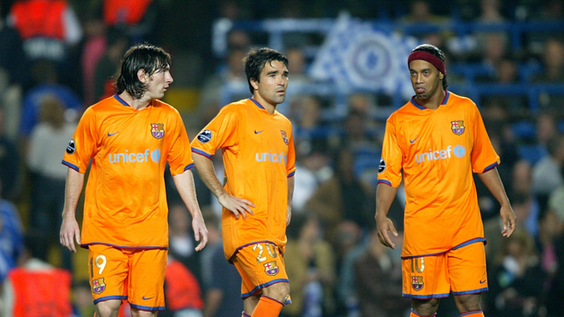 """Barcelona Sold """"Drunk"""" Ronaldinho And Deco To Protect Lionel Messi"""