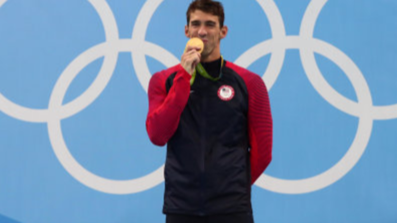 Michael Phelps Reveals Exactly Why He Wanted To Race A Shark