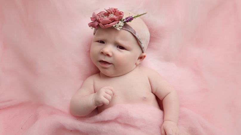 Woman Who Was Told She Was Infertile Gives Birth To Miracle Albino Baby