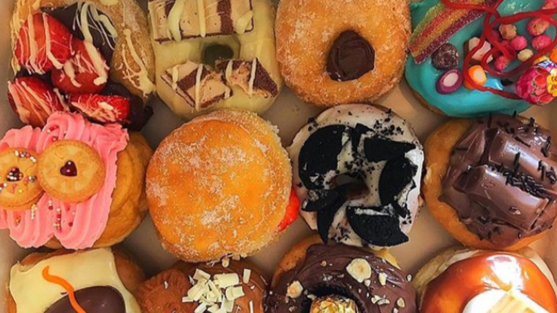 Wonderful News: Booze-Filled Doughnuts Exist