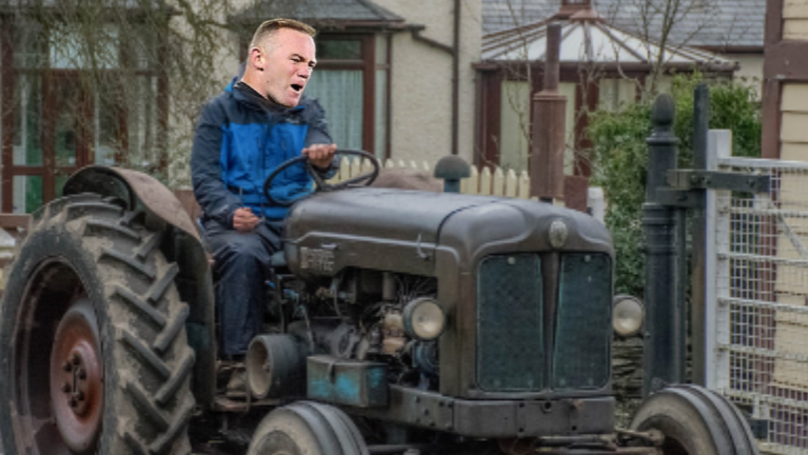 Wayne Rooney Is Preparing 'To Become A Farmer' After Football Retirement