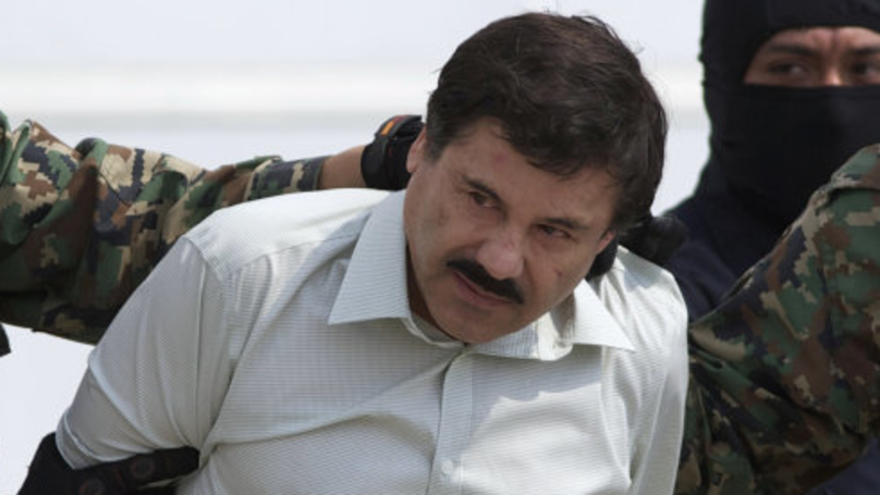 Mexican Drug Lord 'El Chapo' Found Guilty On 10 Counts Of Drug Trafficking