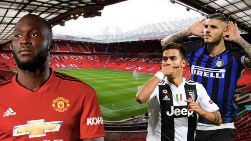 Manchester United 'Begin Talks With Paulo Dybala And Marco Icardi' To Replace Romelu Lukaku