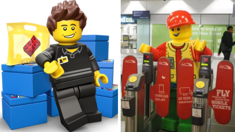 CVs At The Ready, Lego Land Is Looking For A New Master Builder