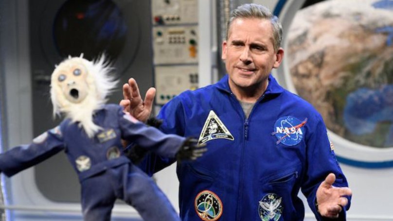 Steve Carell Teams Up With The Office US Creator For Netflix Show About Trump's Space Force